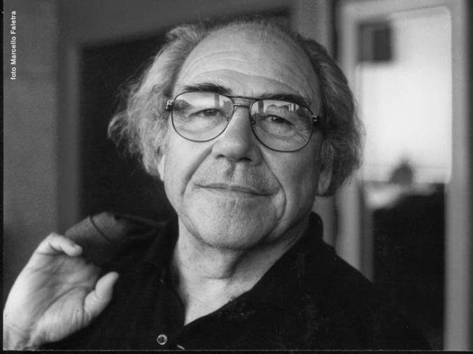 Jean Baudrillard Portrait Photo from Marine