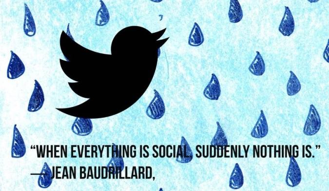 Social Baudrillard