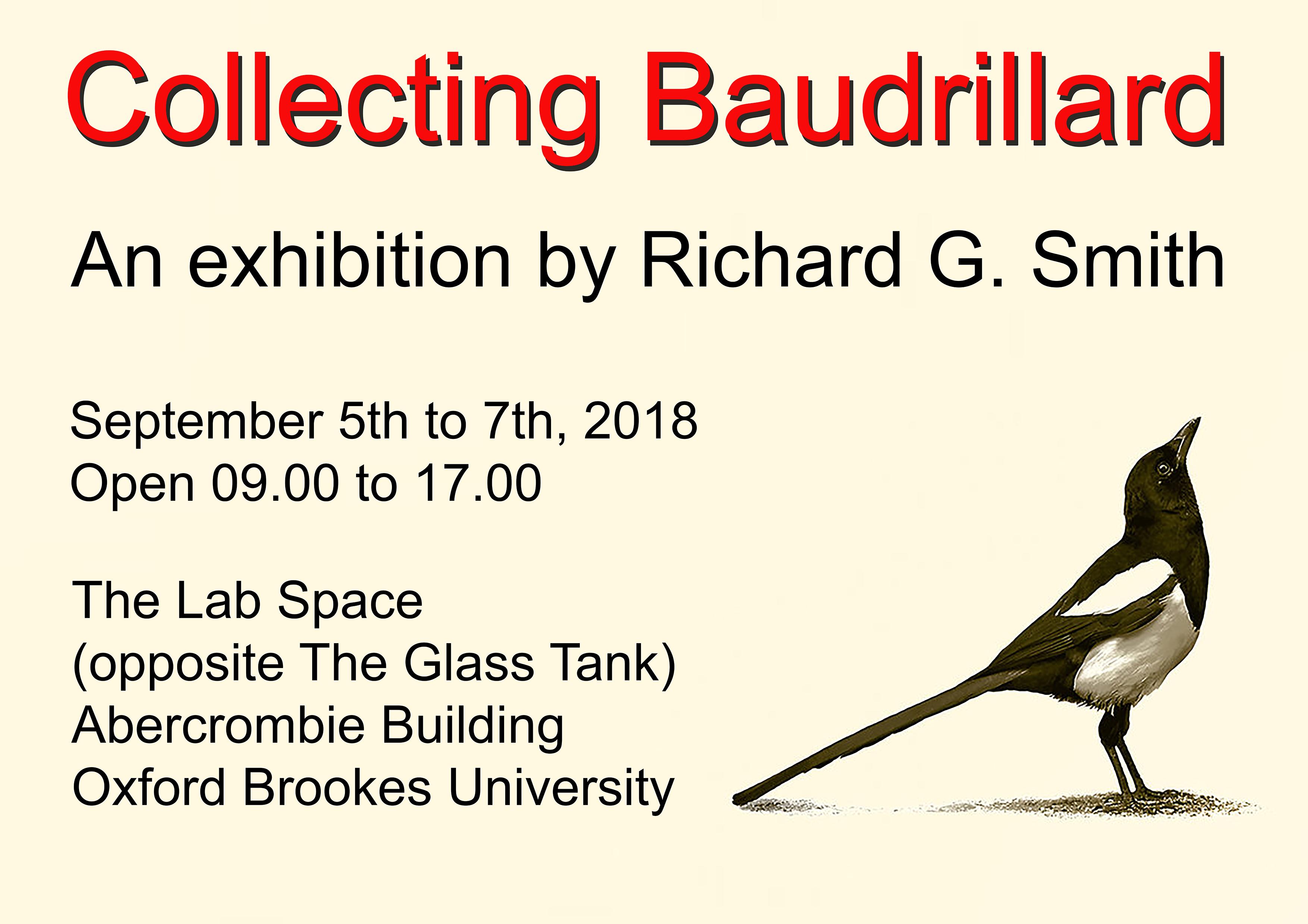 Exhibition Baudrillard Poster (FINAL)